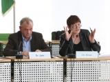 Europäisches Jugendforum am 12. April 2013 im Sächsischen Landtag