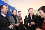 Neujahrsempfang Europahaus Leipzig am 28.1.2011