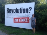 Bundestagswahlkampf Nordsachsen