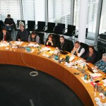 Treffen InnenpolitikerInnen DIE LINKE September 2010 II
