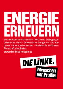 energie erneuern