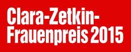 Logo Clara Zetkin Preis