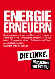 Linke Energie Erneuern